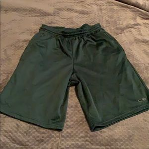Hunter Green shorts